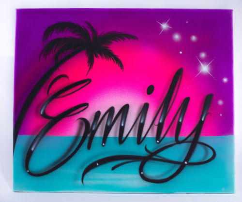 Emily Style Canvas