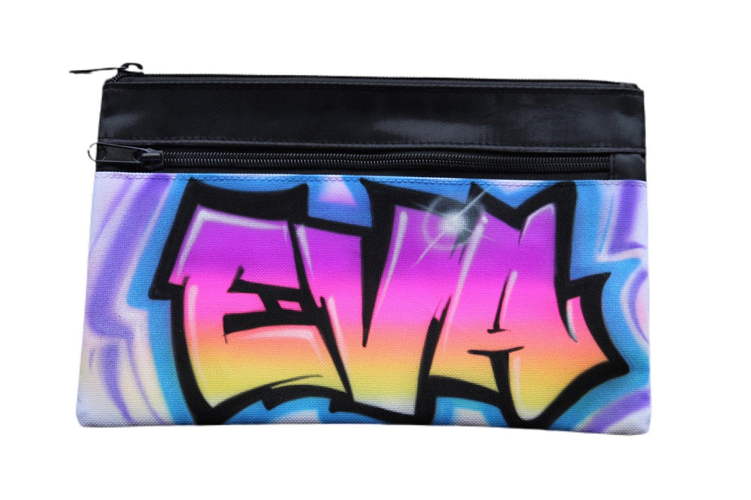3 Colour Style Pencil Case (9B)