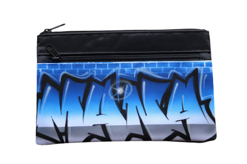Graff Brickwall Pencil Case (1B)