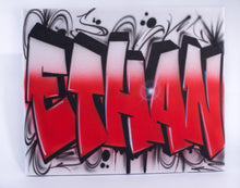 Load image into Gallery viewer, Graff Bomb Style Canvas (ETHAN)