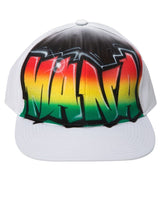Load image into Gallery viewer, Rasta Style Combo 1x Snapback 1x Backpack, 1x Lunchbox