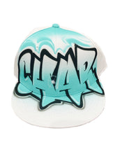 Load image into Gallery viewer, Graff Fade Snapback (17)