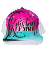 Load image into Gallery viewer, Paradise Snapback (2)