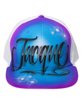 Load image into Gallery viewer, Circle Fade Snapback (7C)