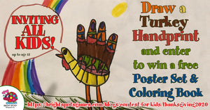 Thanksgiving Contest for Kids - 2020