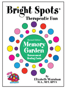 Memory Garden <br> Bereavement Healing Sentence Completion Card Game