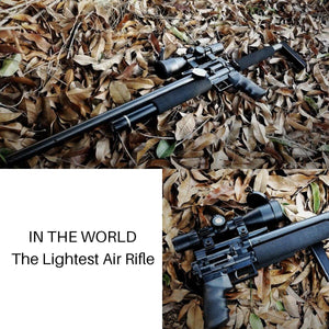 AEA HP ELEMENT Air Rifle 0.22 0.25 Semiauto Carbine