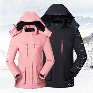 3 Heating Zones Hardshell Jacket without Battery