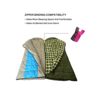 EDGE-ACT sleeping bag