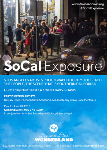 socal exposure photography art show