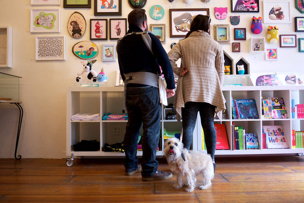 PAWS Art Show benefits Dogs of the Rock