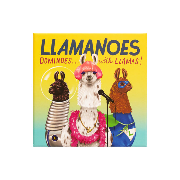 Llamanoes by Chronicle Books from Leanna Lin's Wonderland