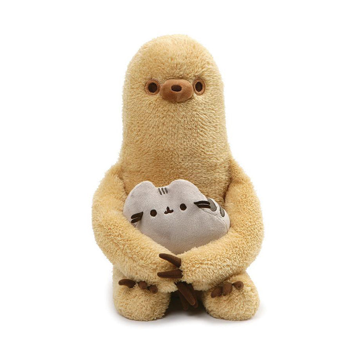 Sloth & Pusheen Plush Set