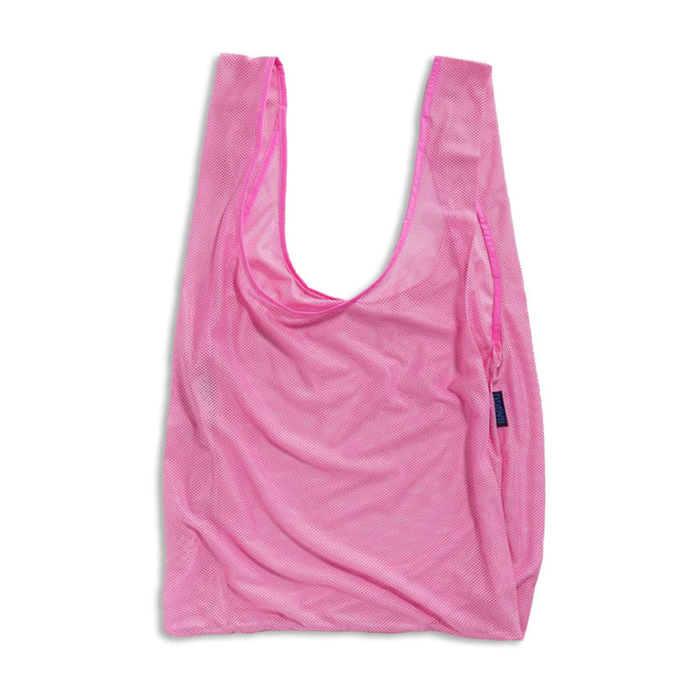 Mesh (Pink) Standard Reusable Bag
