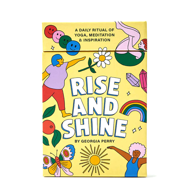 Rise and Shine: A Daily Ritual of Yoga, Meditation & Inspiration