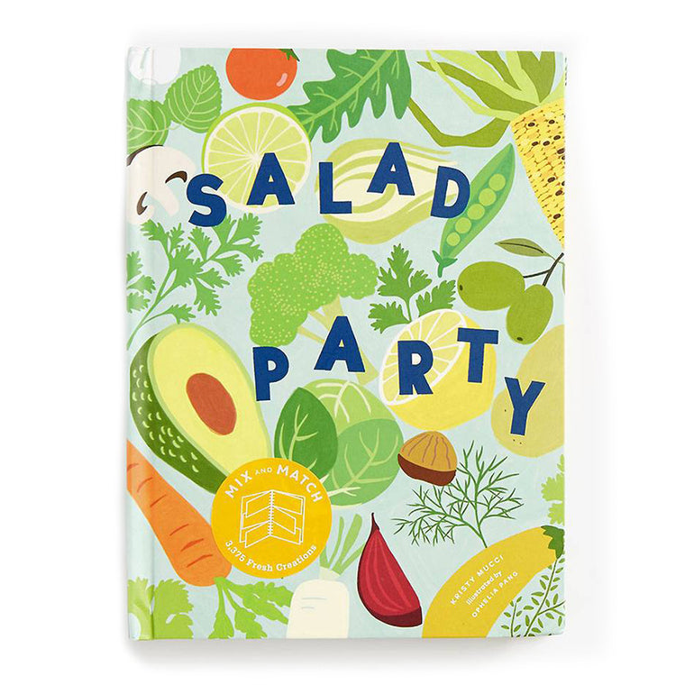Salad Party Mix & Match Cookbook