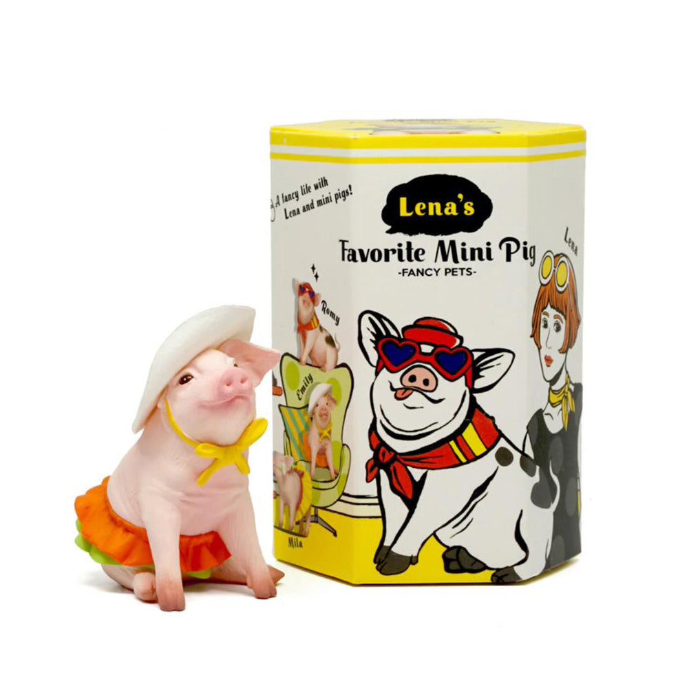 Fancy Pets: Lena's Favorite Mini Pig Blind Box