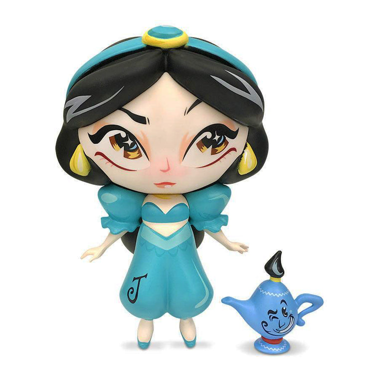 Miss Mindy x Disney Vinyl: Jasmine with Mini Genie (Signed by Artist)
