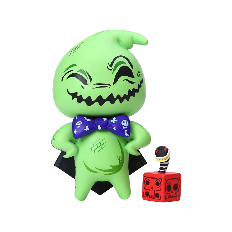 Miss Mindy x Disney Vinyl: Oogie Boogie (Signed by Artist) by Miss Mindy from Leanna Lin's Wonderland