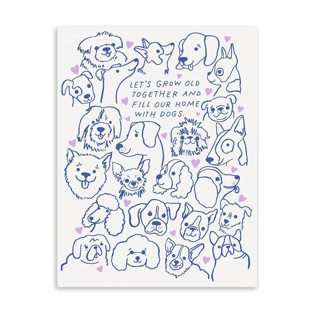 Dog House Card by The Good Twin from Leanna Lin's Wonderland