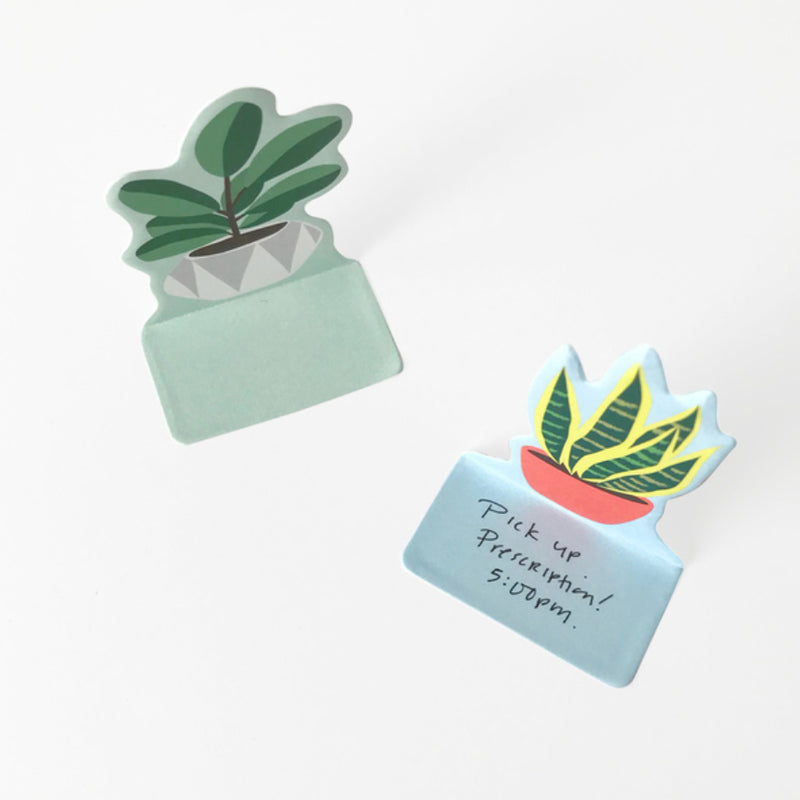 House Plant Pop Up Sticky Notes