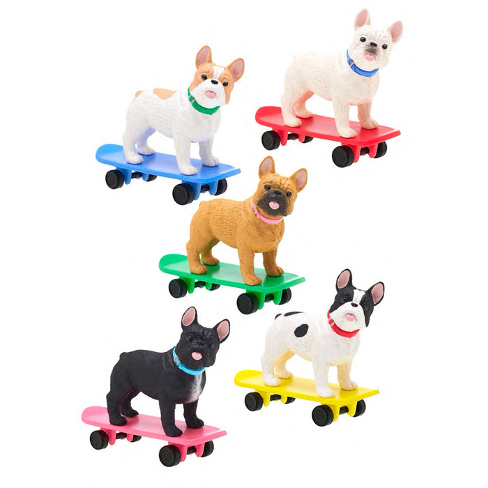 Skateboarding Dog Blind Box