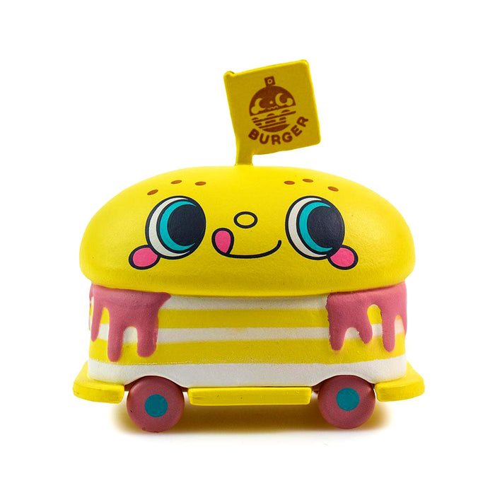 Kidrobot x Hello Sanrio Micro Vehicle Blind Bag Series by Kidrobot from Leanna Lin's Wonderland