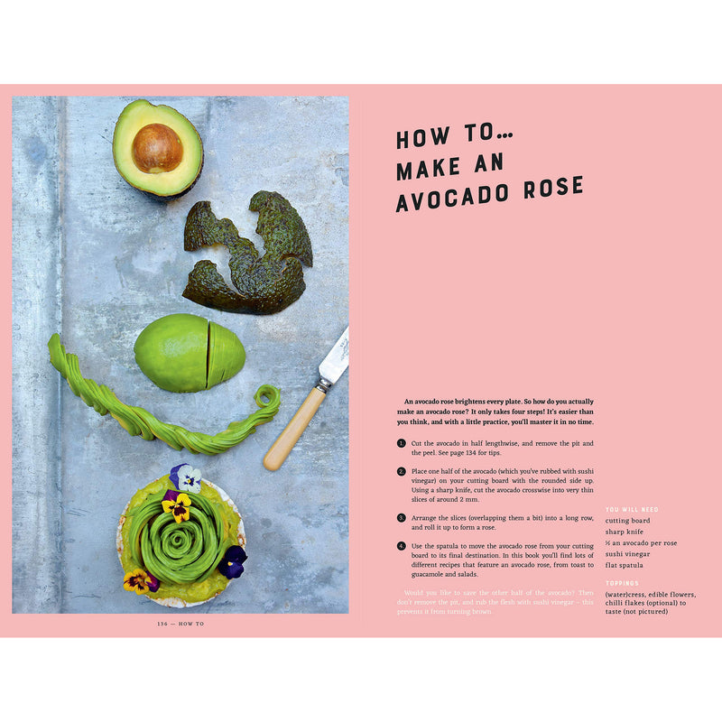 The Avocado Book
