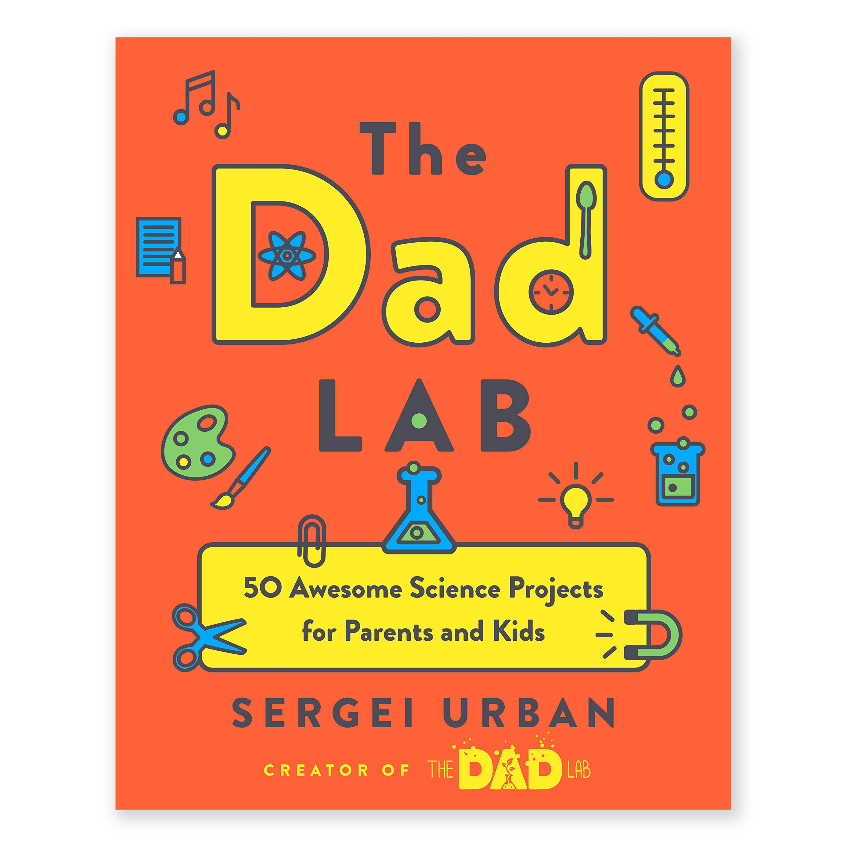 The Dad Lab by Tarcher Perigee from Leanna Lin's Wonderland