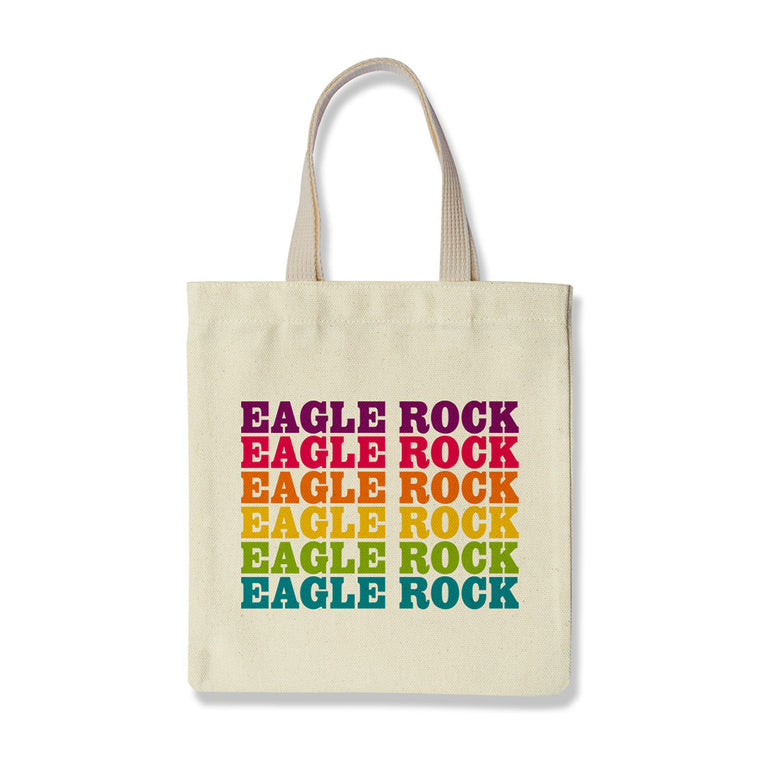 Eagle Rock Supergraphics Tote