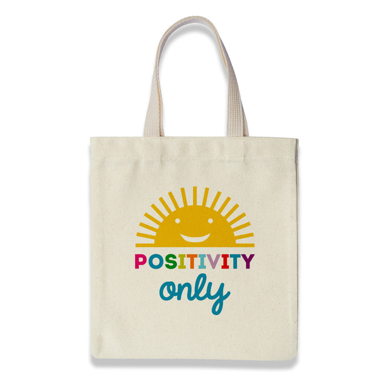 Positivity Only Tote