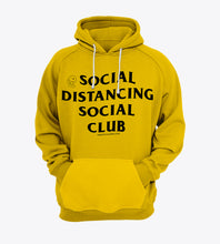 Load image into Gallery viewer, Social Distancing Social Club Hoodie