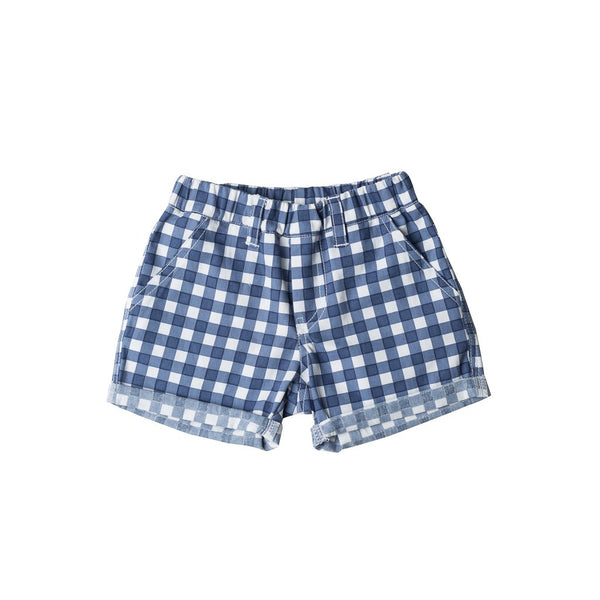 SALE 30% - Baby Capri Checks