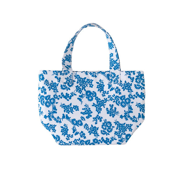 Canvas Carry All Tote Spring Garden