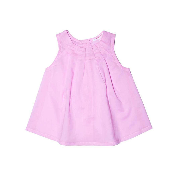 Baby Charlotte Top Plain