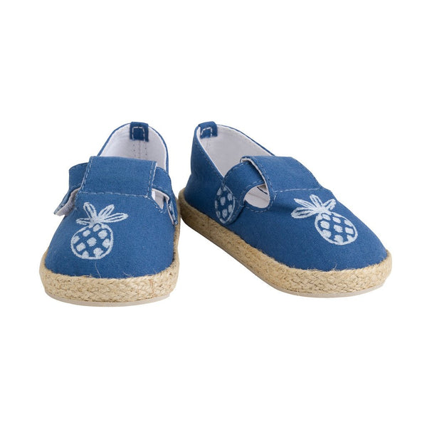 Mini Espadrille Pineapple