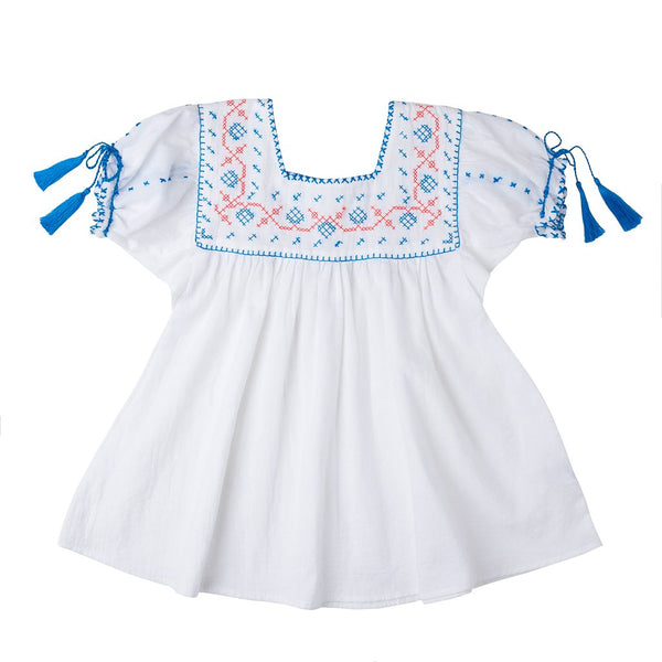 Solola Embroidered Top