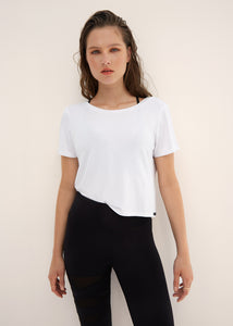 alexa top - white