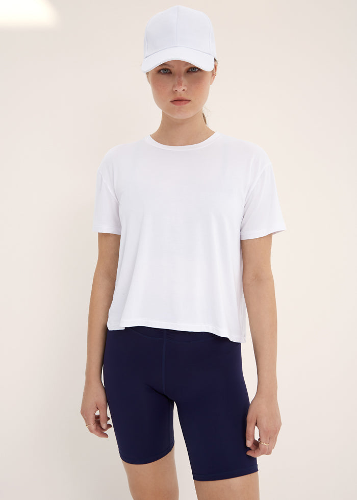 robyn top - white