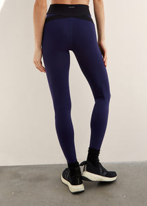 chloe legging - deep sea