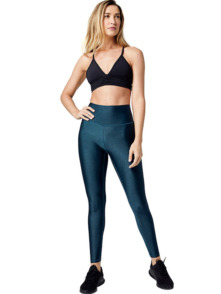 Basic Legging Teal Twilight