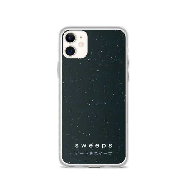 Space Logo iPhone Case