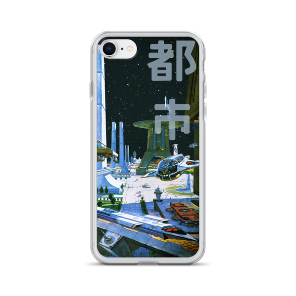 City Nights iPhone Case