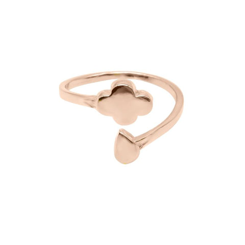Rain Ring (Rose Gold)