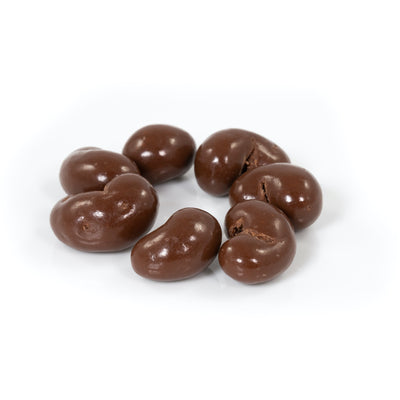 Milk Chocolate Covered Cashews