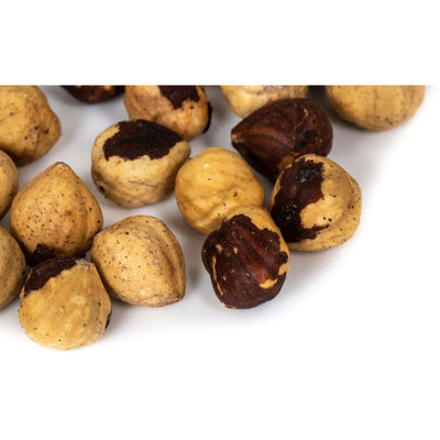 Dry Roasted Hazelnuts / Filberts (Unsalted)