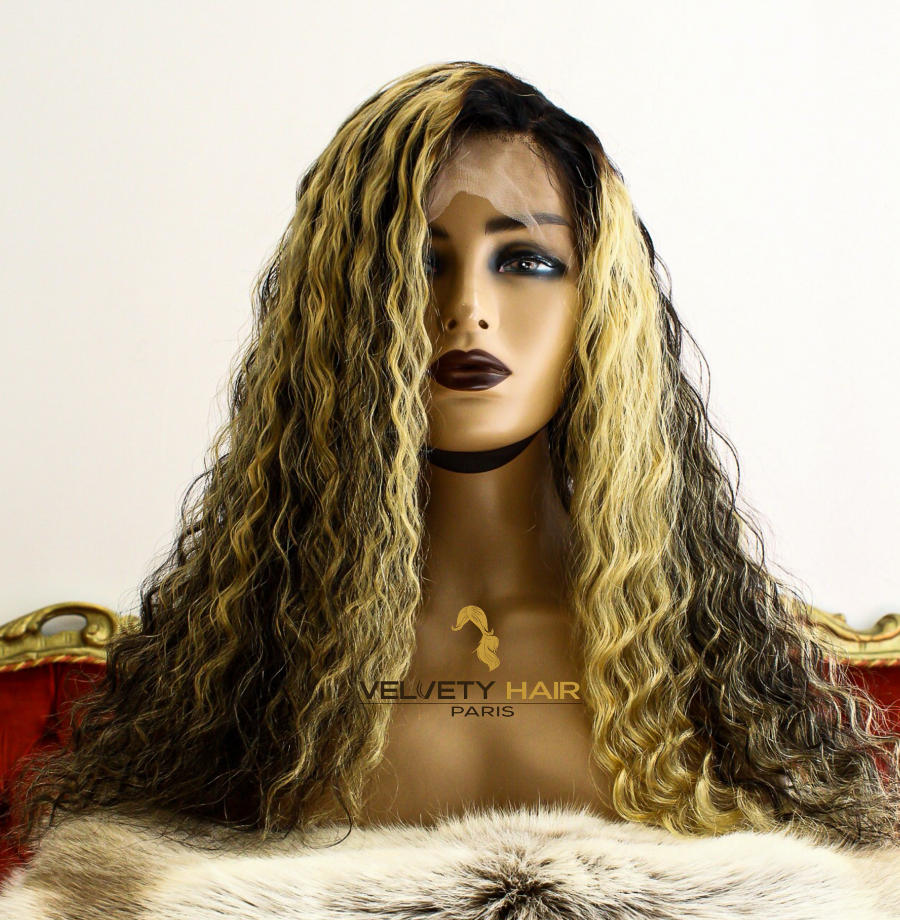 Perruque Full Lace Wig Coco