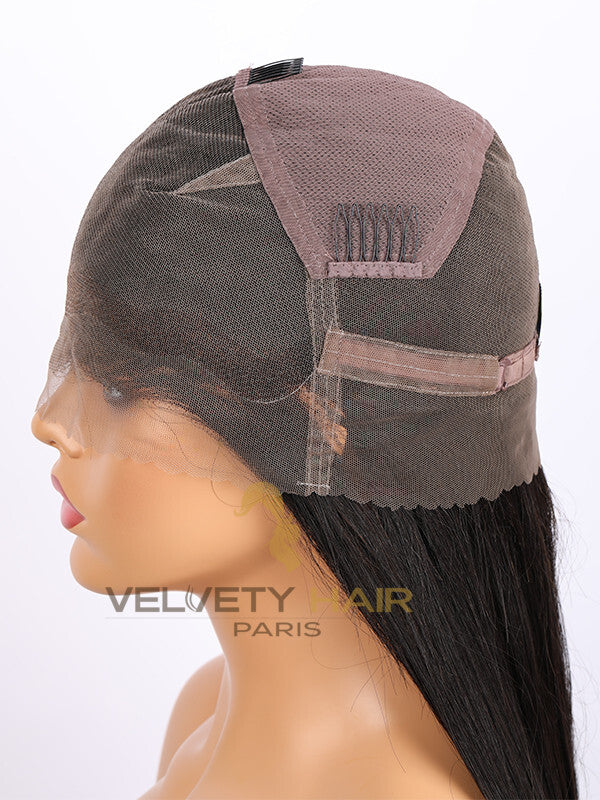 Perruque Full Lace Wig Kinky straight Sienna
