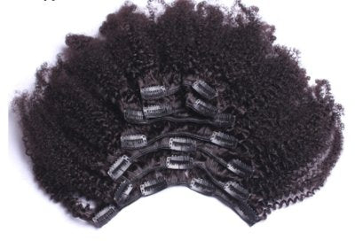 Clip in Afro Curly - VELVETY PARIS