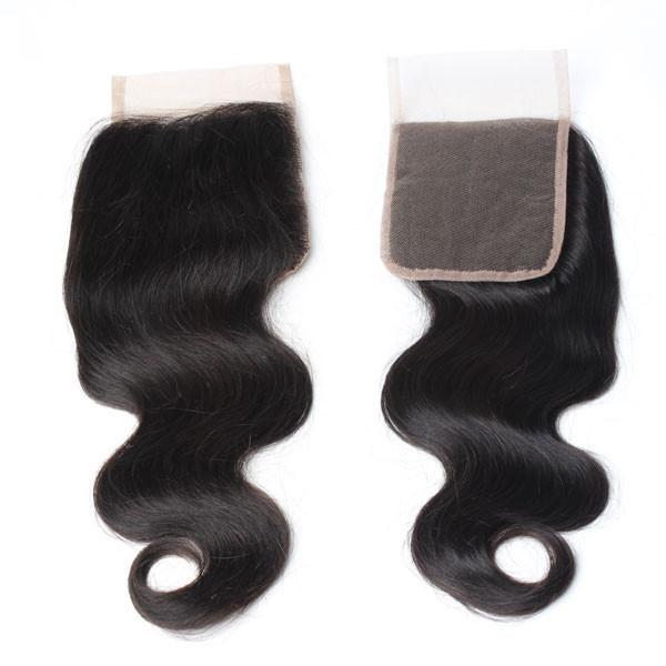 Confection sur mesure de perruque avec 3 tissages Indiens Body Wave et closure - VELVETY PARIS
